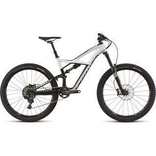 Specialized Enduro Expert Carbon 650b 2015, Gloss Dirty White/Black - Mountainbike