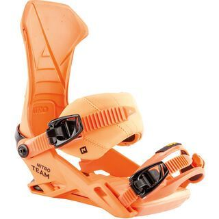 Nitro Team 2019, orange - Snowboardbindung