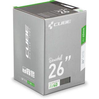 Cube Schlauch 26 MTB/Downhill AV - 2.10-3.00