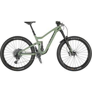 Scott Ransom 910 land green/carbon matt black 2021