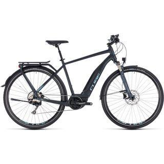 Cube Touring Hybrid Pro 400 2018, darknavy´n´blue - E-Bike