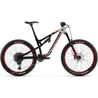 Rocky Mountain Altitude Carbon 70 2019, grey/black/red - Mountainbike