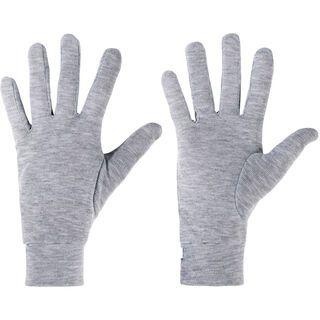Odlo Gloves Originals Warm, grey melange - Skihandschuhe