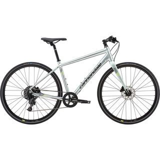 Cannondale Quick Disc 2 2019, sage gray - Fitnessbike