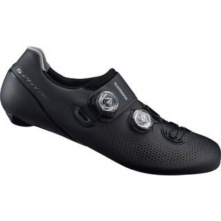 Shimano SH-RC9 Wide, black - Radschuhe