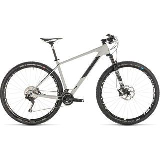 Cube Reaction C:62 SL 2019, grey´n´black - Mountainbike