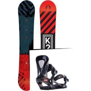 Set: K2 Raygun 2017 + Ride KX (1178188S)