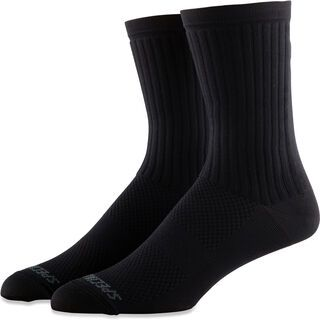 Specialized Hydrogen Aero Tall Road Socks black