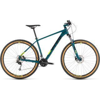 Cube Aim SL 29 2019, pinetree´n´flashyellow - Mountainbike