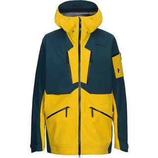 Peak Performance Vertical Jacket desert yellow