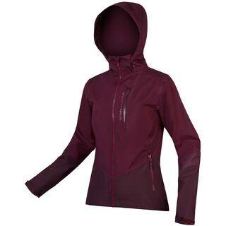 Endura Wms SingleTrack Jacket II, maulbeere - Radjacke