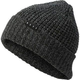 Neff Grit Beanie, charcoal/black - Mütze