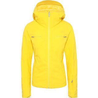 The North Face Womens Anonym Jacket, vibrant yellow - Skijacke