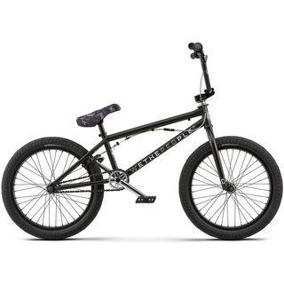 WeThePeople Curse FS 2018, matt black - BMX Rad