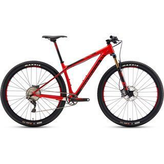 Rocky Mountain Vertex 990 RSL 1x11 2017, red - Mountainbike