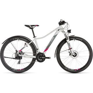 Cube Access WS Allroad 27.5 2019, white´n´berry - Mountainbike