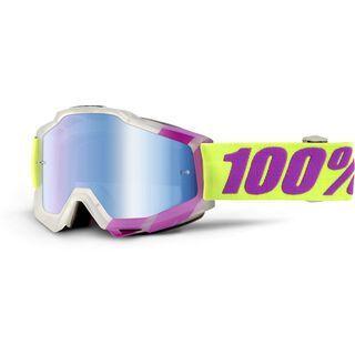 100% Accuri inkl. WS, tootaloo/Lens: mirror blue - MX Brille