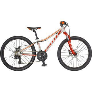 Scott Scale JR 24 Disc 2018, grey/red - Kinderfahrrad