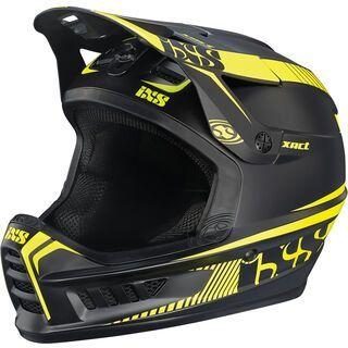 IXS Xact, black lime - Fahrradhelm