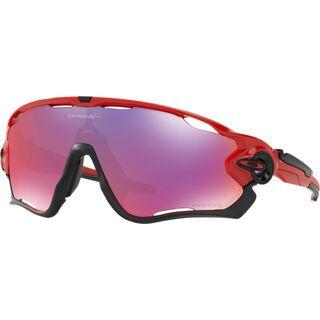 Oakley Jawbreaker Prizm Road, redline - Sportbrille