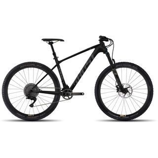 Ghost Asket 8 LC 2017, black/grey - Mountainbike
