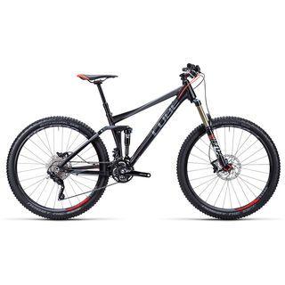 Cube Stereo 140 HPA 27.5 2015, black anodized - Mountainbike