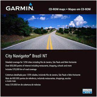 Garmin CityNavigator NT Brasilien (microSD) - Karte