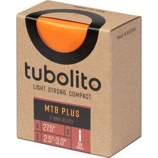Tubolito Tubo MTB Plus - 27.5 x 2.5-3.0 orange