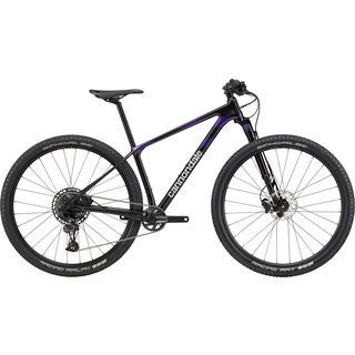 Cannondale F-Si Carbon Women's 2 27.5 2020, black pearl - Mountainbike