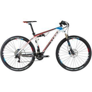 Cube AMS 100 Super HPC SL 29 2014, teamline - Mountainbike
