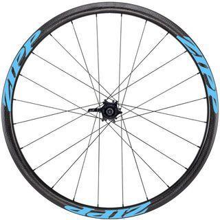 Zipp 202 Firecrest Tubular Disc-brake, schwarz/blau - Hinterrad