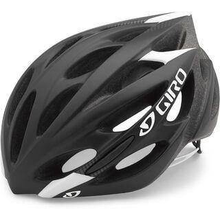 Giro Monza, matte black white - Fahrradhelm
