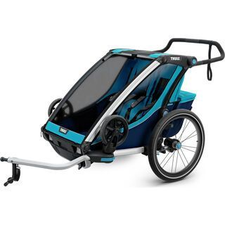 Thule Chariot Cross 2 blue/poseidon 2019