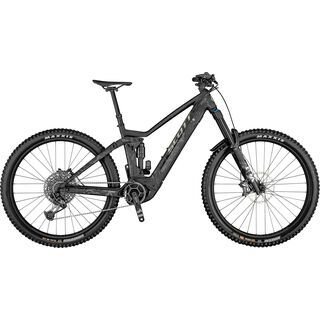 Scott Ransom eRide 910 black/grey pattern 2021