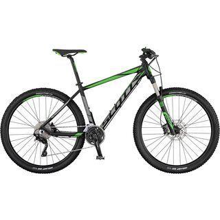 Scott Aspect 910 2017, black/grey/green - Mountainbike