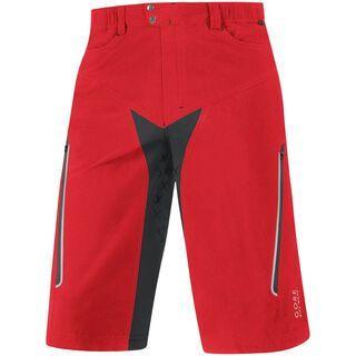 Gore Bike Wear ALP-X Shorts+, red/black - Radhose
