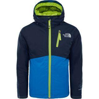 The North Face Youth Snowquest Plus Jacket, turkish sea - Skijacke