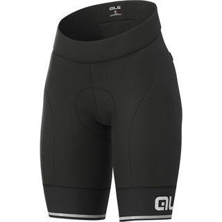 Ale Blend Lady Shorts, black-white - Radhose