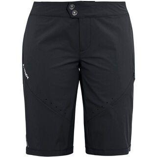 Vaude Women's Topa Shorts, black - Radhose