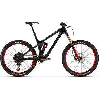 Rocky Mountain Slayer Carbon 90 2019, black/red - Mountainbike
