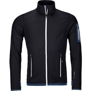 Ortovox Merino Fleece Light Jacket M, black raven - Fleecejacke