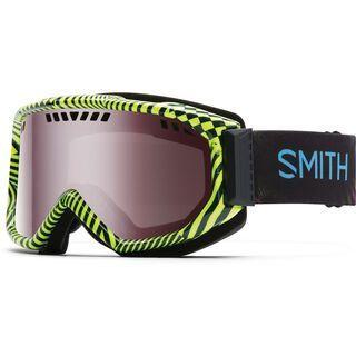 Smith Scope, neon blacklight/ignitor mirror - Skibrille