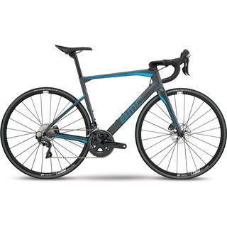 BMC Roadmachine 01 Four 2018, grey blue - Rennrad