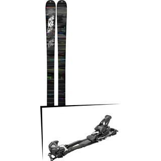 Set: K2 SKI Press 2018 + Tyrolia Adrenalin 13 AT solid black