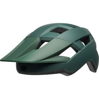 Bell Spark MIPS, dark green/black - Fahrradhelm