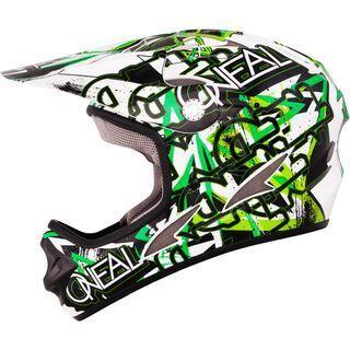 ONeal Backflip Fidlock DH Helmet Evo Jungle, green - Fahrradhelm