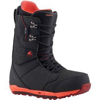 Burton Fiend LTD 2015, Black/Red - Snowboardschuhe