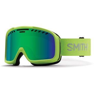 Smith Project, flash/Lens: green sol-x mirror - Skibrille