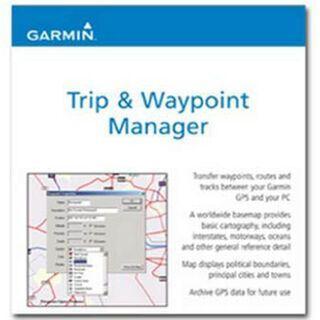 Garmin Trip & Waypoint Manager (CD) - Karte