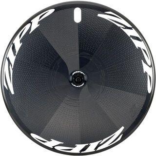 Zipp Super-9 Disc Tubular, schwarz/weiß - Hinterrad
